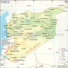 Google Maps Spain by Map Of Syria And Turkey
