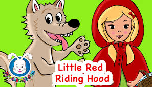 red riding hood stories kids