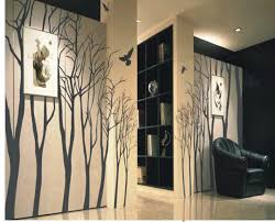 Tree Decal For Nursery Wall by Cute Tree Wall Decals For Nursery Ideas
