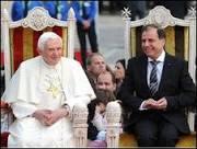 Igreja está ferida por pecados, diz papa Bento 16