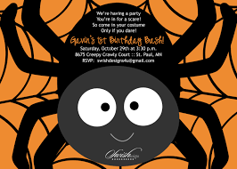 how to make halloween party invitations u2014 all invitations ideas