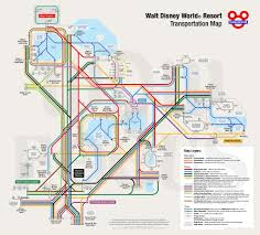 Map Of Downtown Disney Orlando by Advantages Of The Walt Disney World Bus System