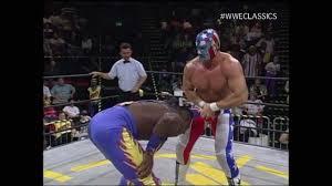 Halloween Havoc 1995 Osw by Harlem Heat Vs Stars N Stripes 1 14 95 Youtube