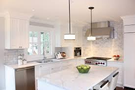 Kitchen Backsplash Trends For  Interior Design - Kitchen with backsplash