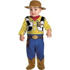 Baby Halloween Costumes Walmart Toy Story Woody Infant Halloween Costume Walmart
