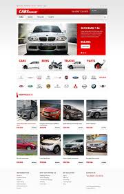 lexus service website website template 47402 cars market rental custom website template