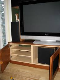 ikea media center hack tv unit with subwoofer space ikea hackers ikea hackers
