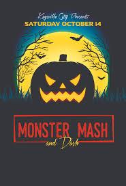 monster mash halloween monster mash u0026 dash u2013 kaysville city
