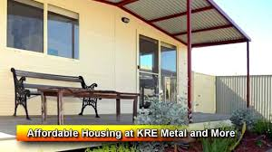 granny flats from kre metal and more youtube