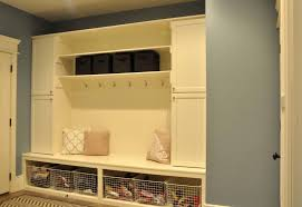 Storage Bench With Hooks by Mud Room Furniture Full Size Of Bench Plans Stunning Mudroom