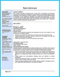 Sap Mm Sample Resumes by Create Your Astonishing Business Analyst Resume And Gain The Position