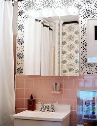 24 mid century modern interior decor ideas pink tiles modern