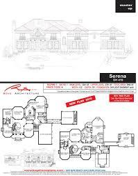 Shop Home Plans 4a European Masterup Over 5000sf U2014 Www Boyehomeplans Com