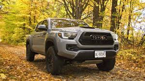 nissan canada kirkland quebec 2017 toyota tacoma trd pro first drive review