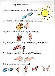 Tlsbooks English Worksheets Five Sense Worksheet