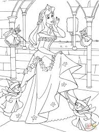 princess fairy coloring pages mermaid princess coloring pages