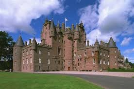 Home Of Queen Elizabeth Thought Patterns Of Highland Cows Haunted Castles And English