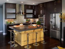 Cheap Kitchen Island Ideas by Small Kitchen Island Ideas Pictures U0026 Tips From Hgtv Hgtv