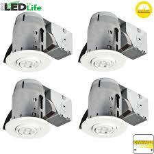 Led Recessed Lighting Bulb by Smart Bulb Led Light Bulbs Light Bulbs The Home Depot