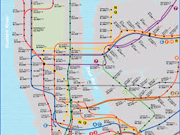 Subway Nyc Map by Subway Stops Near Cheap Nyc Apartments Business Insider