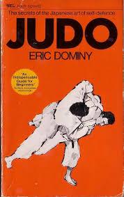 Eric Dominy JUDO NEL reis.1969 (Illus.) cover scans - 25638