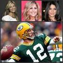 AARON RODGERS Girlfriend PHOTOS: Packers QB Plays the Field ...