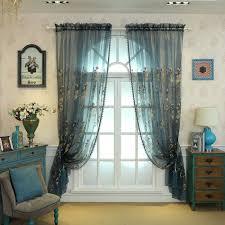curtain popular sheer fabric drapes buy cheap lots korean tulle