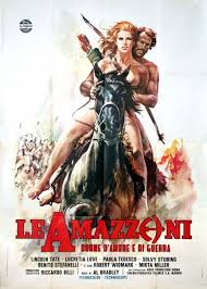 Battle of Amazon (1973) Le amazzoni