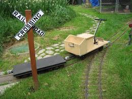 is anyone here involved on model railroading sports and