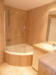 Bath And Shower In Small Bathroom Bathroom Tub And Shower Units Home Bathroom Design Plan