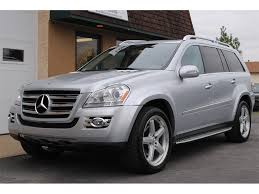 2008 mercedes benz gl550