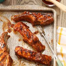country style grilled ribs recipe taste of home