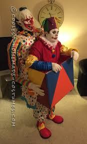 Clowns Halloween Costumes 1088 Clown Carnevil Haunt Ideas Images