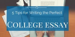 Write Perfect College Application Essay     College Essays College Application Essays Good Scholarship Essays How To Write A Good Essay For College