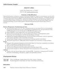 Key Skills To Put On Resume  resume skill list  professional
