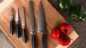 Chicago Cutlery Kitchen Knives by Chicago Cutlery Belmont Block Set Youtube
