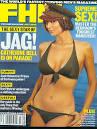 catherine bell fhm magazine