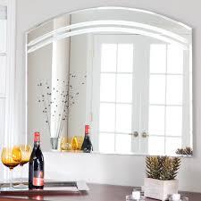 Bathroom Mirror Ideas On Wall Bathroom Deluxe Large Frameless Design Best Ideas For Nice