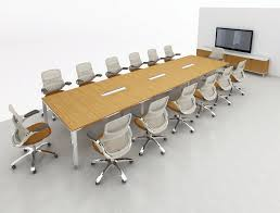 modern conference room table cool conference room tables with power designs and colors modern