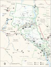 Canyonlands National Park Map North Cascades National Park Complex Wikipedia