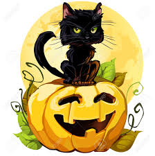 halloween cute clipart cute black and white halloween cat clipart collection