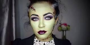 scary halloween makeup for women scary halloween make up vitalmag