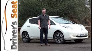 nissan leaf you plus nissan leaf 30kwh review driver u0027s seat youtube