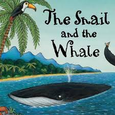 Image result for the snail and the whale