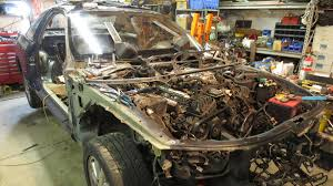lexus v8 front cut for sale 1941 plymouth road racer project buying cruelly gutting the