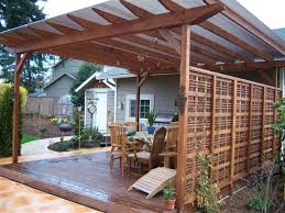 Deck Pergola Ideas by Best 25 Deck Privacy Screens Ideas Only On Pinterest Patio