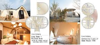 Japanese Dome House Dome House Quick And Custom Made Ddn