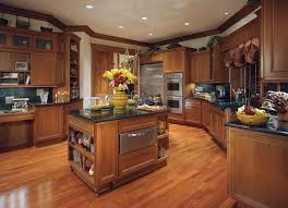 Beautiful Kitchen Cabinets by Brilliant Custom Country Kitchen Cabinets Style 8 And Decorating