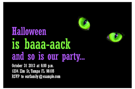 Halloween Party Poems Party Invitations Marvelous Halloween Party Invites Designs Free