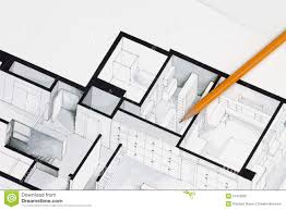 sharp orange glazed regular pencil on isometric floor plan real
